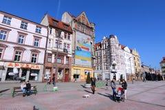 Bytom, Polonia Immagine Stock