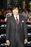 Byung Hun Lee, Byung-Hunne Lee, Byung Hunne-Lee Stockbild