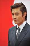 Byung Hun Lee Royalty Free Stock Photography