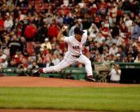 Byung Hyun Kim, Boston Red Sox Stock Photography