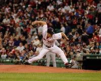 Byung Hyun Kim, Boston Red Sox Royalty Free Stock Image