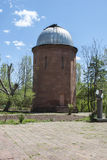 Byurakan observatory in Armenia. One of the most populat observatory in the world Stock Photos