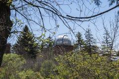 Byurakan obserwatorium Obrazy Royalty Free