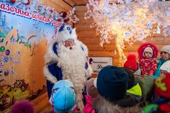 Altaiskaya zimovka holiday - the first day of winter