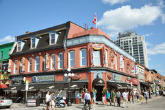Byward Market in downtown Ottawa Stock Images