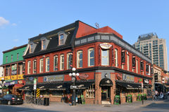 Byward Market in Ottawa Stock Photos