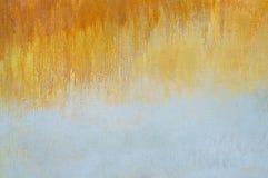 Byyellow et blanc au sol par toile images libres de droits
