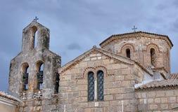 Byzantijnse kerk Royalty-vrije Stock Foto's