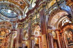 Byzantine Architecture, Cathedral, Chapel, Medieval Architecture Stock Photos