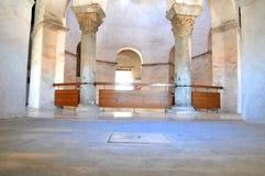 Byzantine basilica Royalty Free Stock Photos