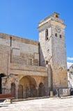 Byzantine Basilica. Castro. Puglia. Italy. Royalty Free Stock Photos