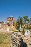 Byzantine church Royalty Free Stock Image