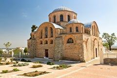 Byzantine church Stock Photo