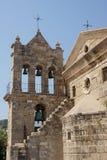 Byzantine church bell tower in Zakynthos Stock Photography