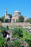 Byzantine church - Chora Church - Istanbul Royalty Free Stock Photos