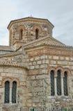 Byzantine church in Corfu town Stock Photography