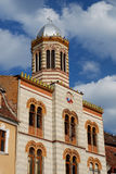 Byzantine church detail in Brasov, Romania Stock Photo