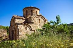 Byzantine Church in Fodele Stock Image