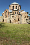 The Byzantine church of Panagia Kosmosoteira. Stock Photography