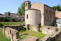 Byzantine Church, Ravenna Royalty Free Stock Image