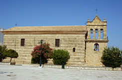 Byzantine church in Zakynthos Royalty Free Stock Photography