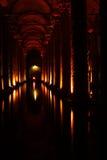Byzantine cistern Royalty Free Stock Images