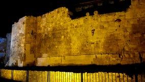 Byzantine wall in Chania, Crete, Greece stock photo