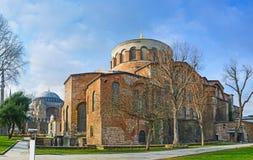 The Byzantine landmarks of Istanbul Stock Image
