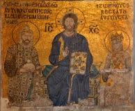 Byzantine mosaic art Royalty Free Stock Photos