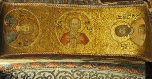 Byzantine mosaics Royalty Free Stock Images