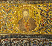 Byzantine mosaics Royalty Free Stock Images