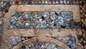 Byzantine mosaics Royalty Free Stock Photo