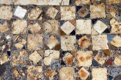 Byzantine mosaics Stock Image