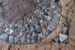 Byzantine mosaics Stock Images