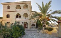 Byzantine Museum of Arsinoe Stock Images