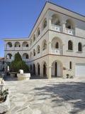 Byzantine Museum of Bishopric of Arsinoe. Peristerona, Paphos, Cyprus Stock Image