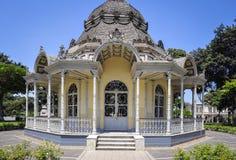Byzantine Pavilion in Lima, Peru Stock Image