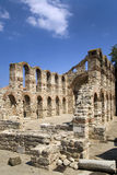 Byzantine ruins in Nessebar, Bulgaria Royalty Free Stock Images