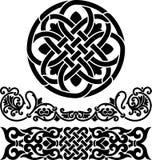 Byzantine style Stock Images