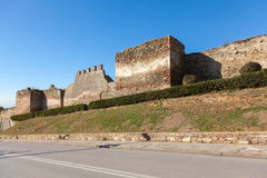 The Old City of Thessaloniki, Greece. Stock Images