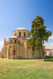 Byzantinische Kirche stockbilder