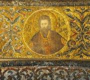 Byzantinische Mosaiken lizenzfreie stockbilder