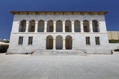 Byzantium en Christian Museum royalty-vrije stock foto