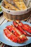 bzdury piec na grillu Zdjęcie Royalty Free