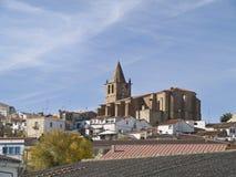 Cáceres, España imagenes de archivo