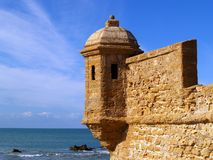 Cádiz Fotografía de archivo