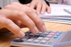 Cálculo 3 Foto de Stock