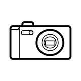 Cámara Foto de archivo