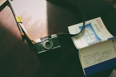 Cámara Fotos de archivo