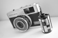 Cámara foto de archivo libre de regalías